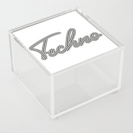 Techno Acrylic Box