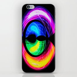 Abstract Perfection 18 iPhone Skin