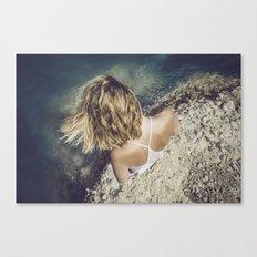 Let's get lost Canvas Print