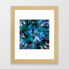 Impulse Framed Art Print