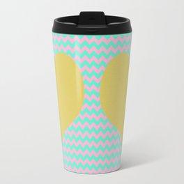 Pink Mindy  Travel Mug