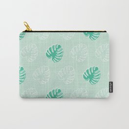Monstera Moment Carry-All Pouch