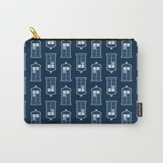 So Many Points in Time & Space Carry-All Pouch