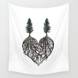 The Way I Love You (album cover for Corey Lewin) Wall Tapestry
