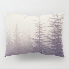 Abetos. Retro Pillow Sham