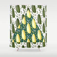 Marching in style Shower Curtain