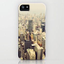 Sky High iPhone Case