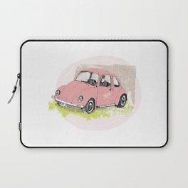 VW-Käfer Laptop Sleeve