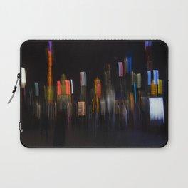 Shanghai Skyline II Laptop Sleeve