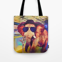 Trunk it Up Tote Bag