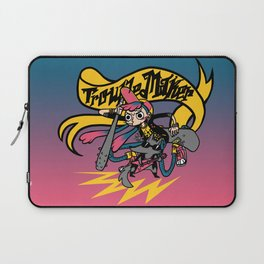 troublemaker Laptop Sleeve