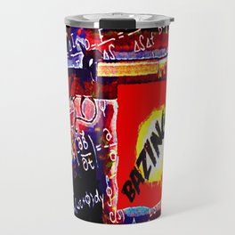 BAZINGA!   -   012 Travel Mug