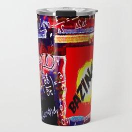 BAZINGA!   -   012 Travel Mug