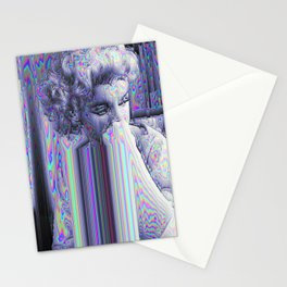 marilyn microdose™ Stationery Cards