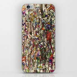 Witchcraft Abstract iPhone Skin