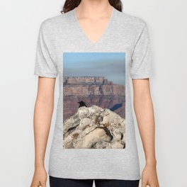 Lost in Grand Canyon Unisex V-Neck