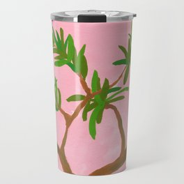 Bonsai: potted plant VI Travel Mug