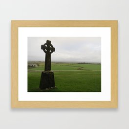 Temporarily in Tipperary Framed Art Print