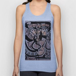 Abstrato I Unisex Tank Top