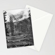 Birch Hallow, Teton Mountains Stationery Cards