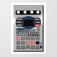 SP-404 Dreams Art Print