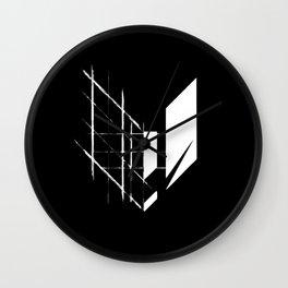 Valency Graphics Wall Clock