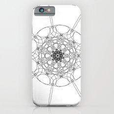 love mandala number 1 Slim Case iPhone 6s