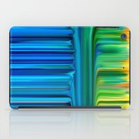 waterfall iPad Cases featuring Waterfall by Bruce Stanfield