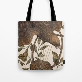 Cosmos - Lyra Tote Bag
