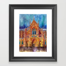 Colonia Framed Art Print