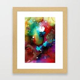 Magnificent dreams Framed Art Print