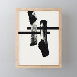 #torii (West Meets East Series) Framed Mini Art Print