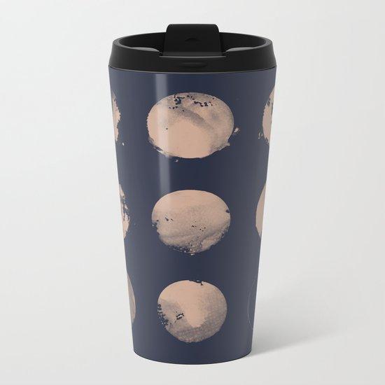 Douze Lunes Metal Travel Mug