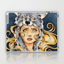 I Want You Safe Laptop & iPad Skin
