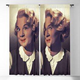 Betty Hutton, Vintage Actress Blackout Curtain