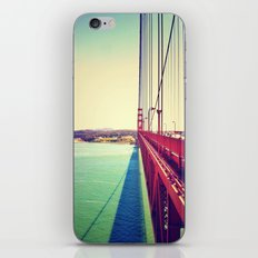 Golden Gate Bridge  iPhone & iPod Skin