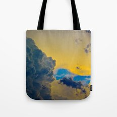 Just Before the Storm Tote Bag