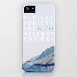 Marmaris - Turkey beach view iPhone Case