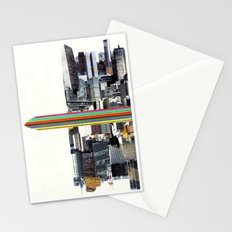 The Invisible Cities (dedicated to Italo Calvino) Stationery Cards
