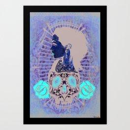Crania Incarnate Art Print