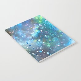 Casting Wishes/First Snowfall Notebook