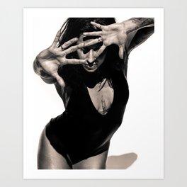 Sloan - Dancer Series 2 Art Print