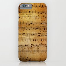 Yesterday's Music Slim Case iPhone 6s