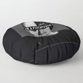 Evan Peters Floor Pillow