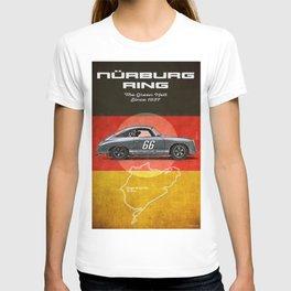 Nurburgring 356 Vintage T-shirt