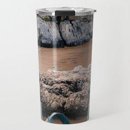Beach Cascais Travel Mug