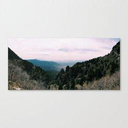 Mountains 3 Canvas Print