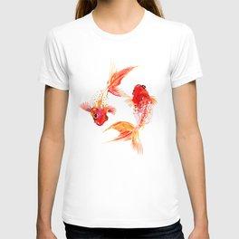 Goldfish, Feng Shui T-shirt