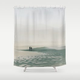 Infinitudes Shower Curtain