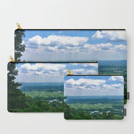 Scenic overlook of Hot Springs Arkansas Carry-All Pouch